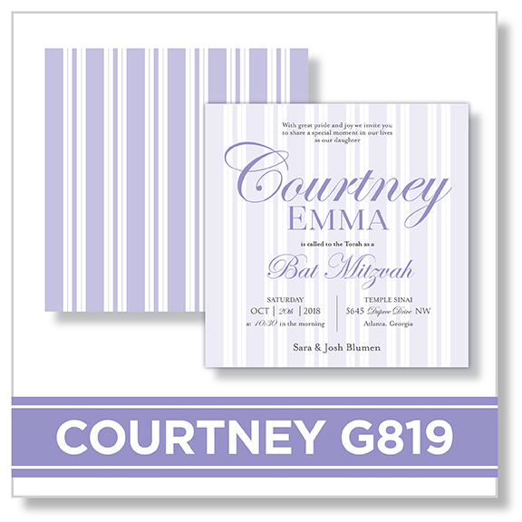 Courtney G819