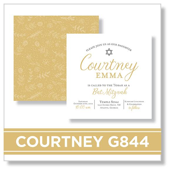Courtney G844