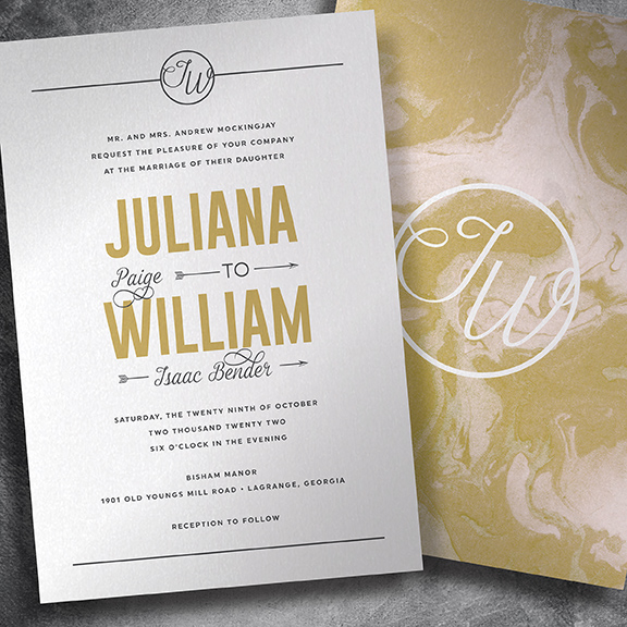 Juliana and William W151