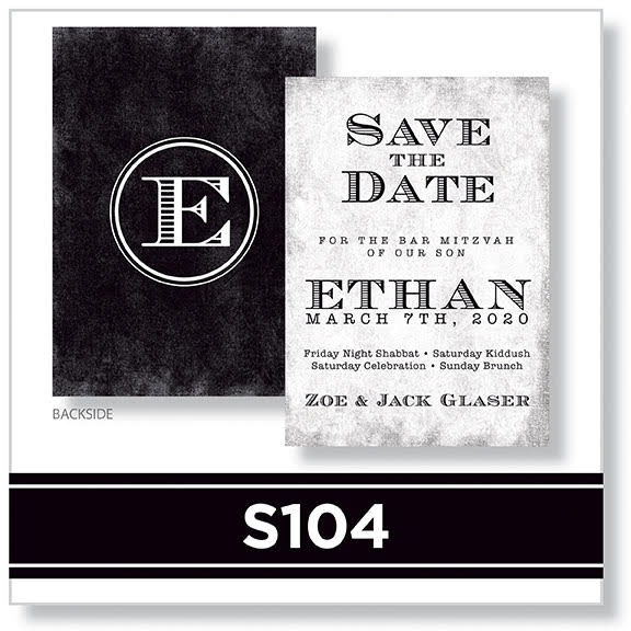 s104 save the date