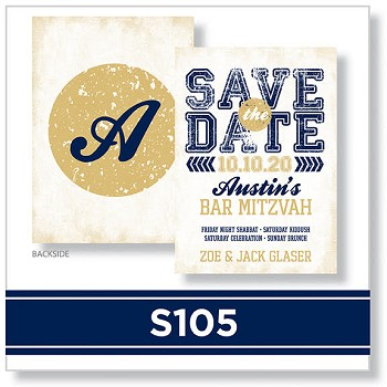 S105 Save the Date