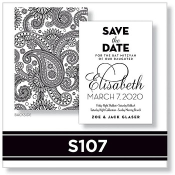 S107 Save the Date