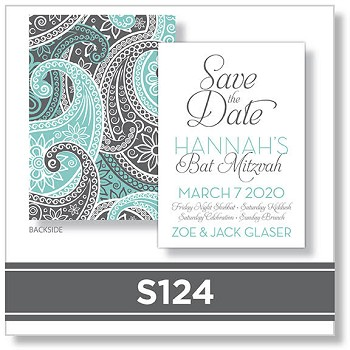 S124 Save the Date